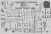 Схема системы управления двигателем ВАЗ-2111