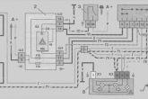 Схема включения указателей поворотов и аварийной сигнализации ваз 2110