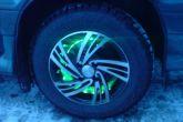 светодиодная подсветка дисков