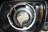 установка светодиодной ленты в корпус зеркала заднего вида