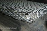 решетка радиатора ВАЗ