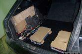 подключение акустики в багажнике