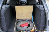 Оформление багажника ВАЗ 2111