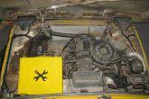 вещевой ящик под капотом Нивы