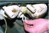 меняем уплотнительное кольцо гидрокорректора