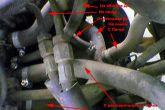 6 дыр термостат ваз 2110