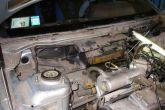 сняли половину корпуса отопителя ВАЗ 2110
