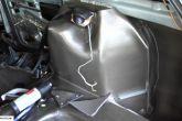 Шумоизоляция багажника ВАЗ 2111