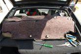 шумоизоляция багажника ваз 2112