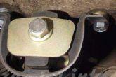 правильное крепление подушки КПП ваз 2110