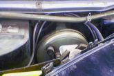 прокладываем провода под капотом ВАЗ 2110
