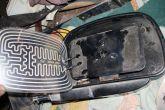 установка и подключение нагревательного элемента в зеркала