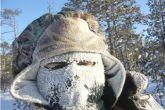 суровые зимы России