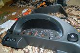 установка комбинации приборов старого образца в евро-3