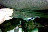 проводка в районе багажника ВАЗ 2110