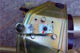 установка метки на шатуне и валу стеклоочистителя
