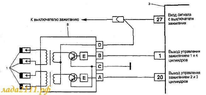 Ремонт модуля зажигания ваз 2110 своими руками