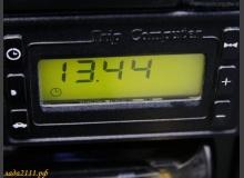 Доработка подсветки маршрутного компьютера ВАЗ 2110