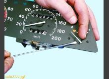 Ремонт датчика топлива