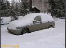 Советы по консервации автомобиля на зиму