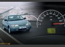 Про максимальную скорость автомобиля