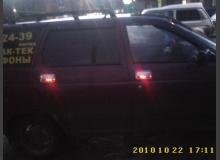 Подсветка внешних ручек дверей автомобиля светодиодами