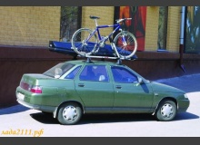 Установка дополнительного багажника на автомобиль