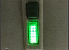 Доработка плафона освещения салона ВАЗ 2110