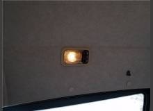 Дополнительная подсветка для задних пассажиров ВАЗ 2112