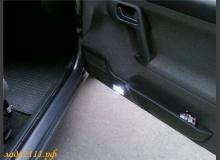 Подсветка дверей ВАЗ 2110