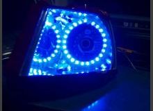 Установка светодиодной ленты в поворотники ВАЗ 2110