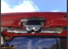 Установка замка багажника Калина на ВАЗ 2110