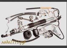 Установка гидроусилителя руля на ВАЗ 2110